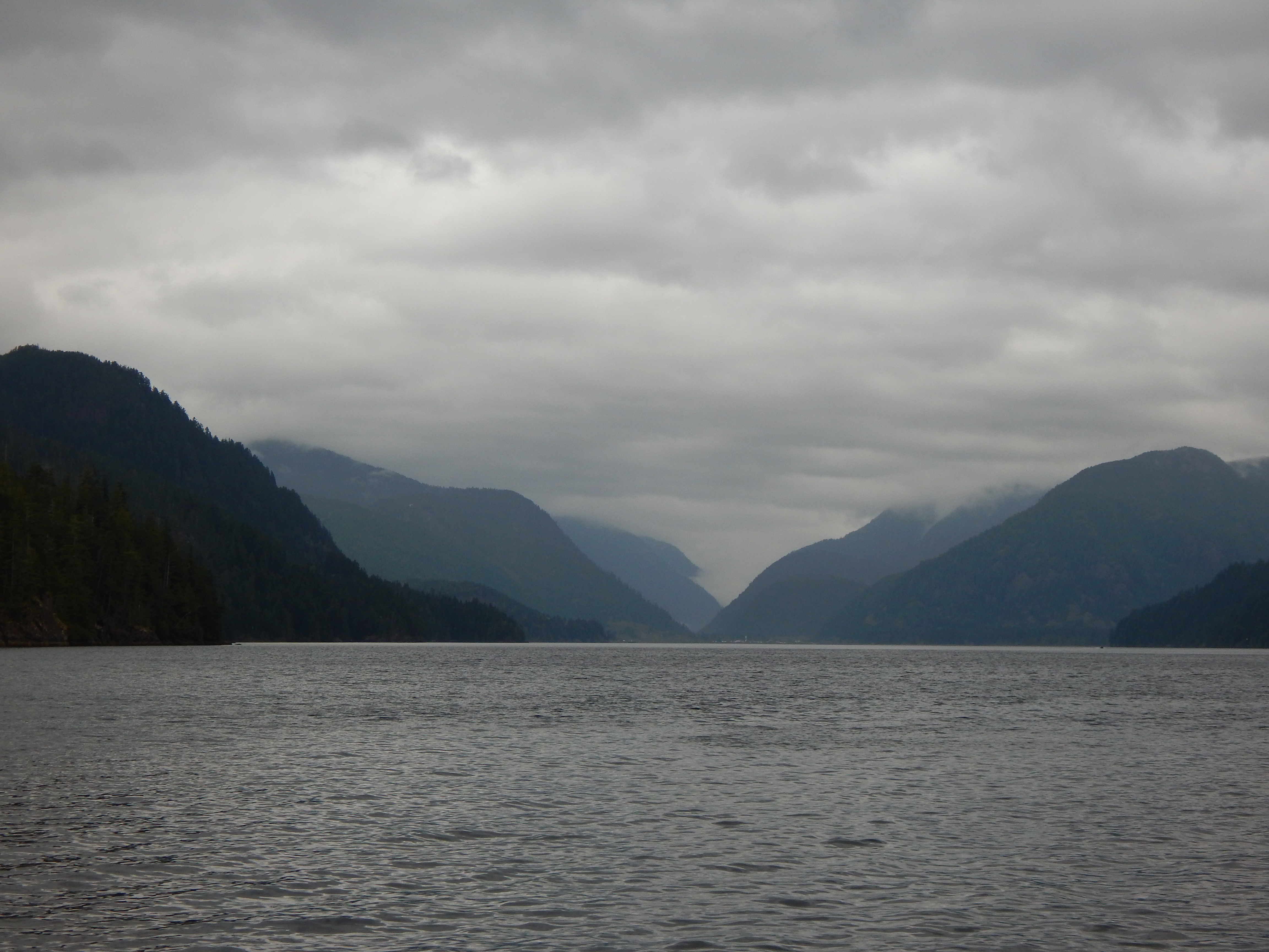 Sailing The West Coast Of Vancouver Island